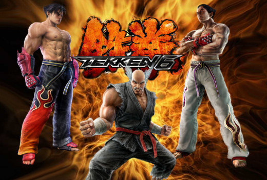 The Tekken series, one of the best fighting game franchises on the planet.