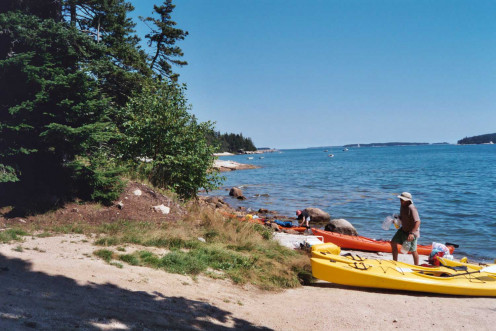 Kayaking is exploding in popularity.
