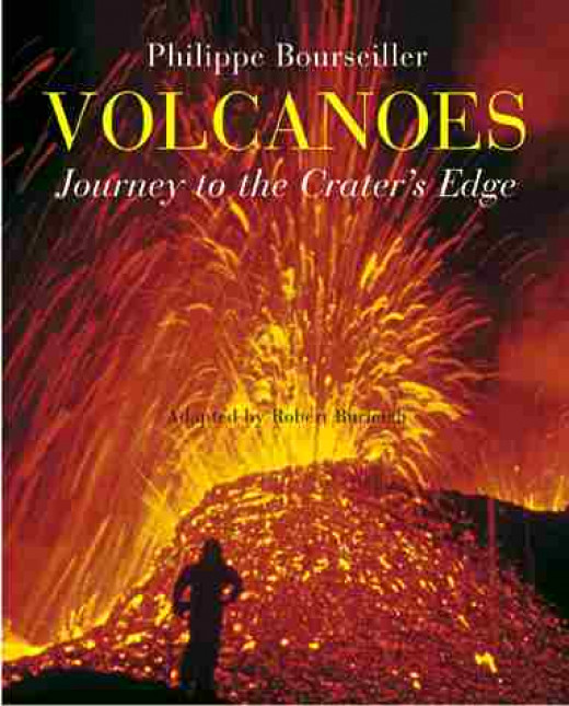 Perhaps you would like to join or create a book club which discusses volcanoes.