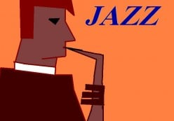 Jazz worked its way into the American novel.