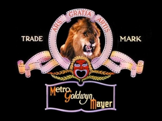 Logo as seen in MGM film Easter Parade 1948