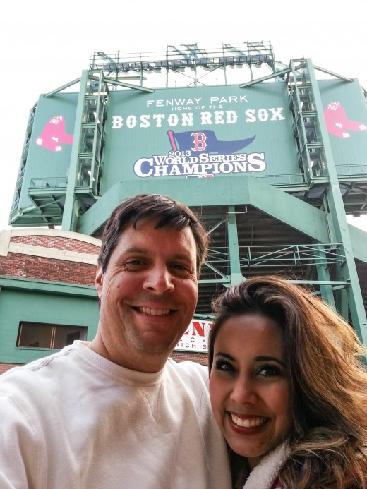 Red Sox fans have worshiped their hometown heroes at Fenway Park since 1912.
