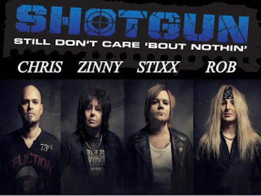 """""""Shotgun"""" promotional photo"""