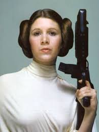 "Carrie Fisher, star of film classic: ""Star Wars."""