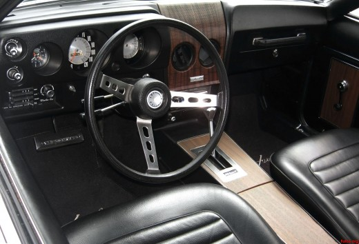 Javelin Interior