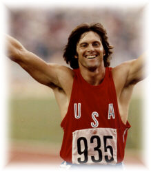 Bruce Jenner, Olympian