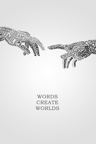 lose yourself in words and the story will begin to tell itself