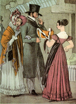 Real ladies are frail and demure. If that's what you believe, go back to 1800s.