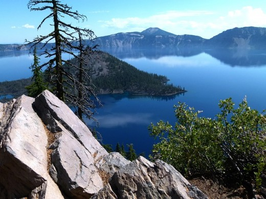 Crater Lake Oregon National Park