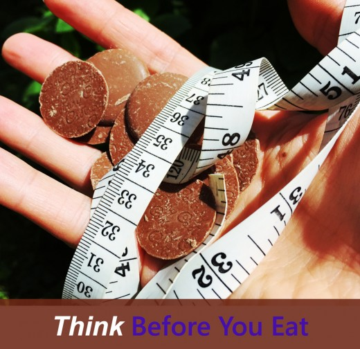 Think Before You Eat, Be Aware of the Consequences to Your Weight Loss. Stay Motivated