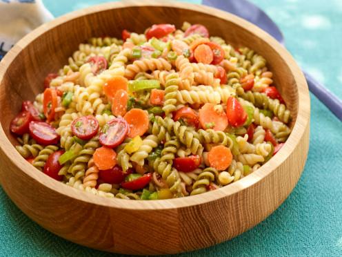 Fusilli Garden Salad