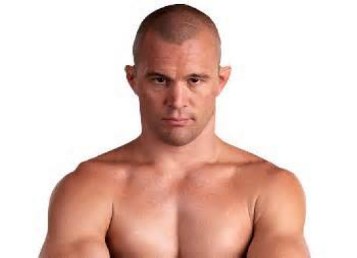 Chris Lytle found success in the squared circle as a boxer and in the octagon as an MMA fighter.