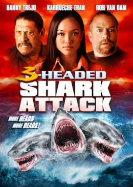 """""""3 Headed Shark Attack"""""""