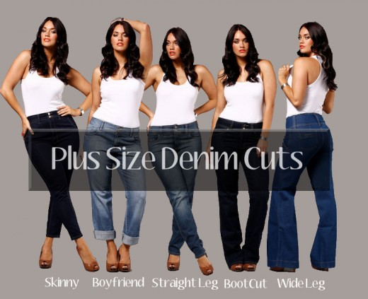 "Throw Away your ""Fat"" Jeans And Get Plus Size Jeans That Fit Your ..."
