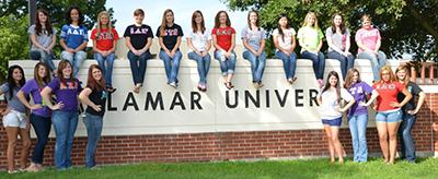 The Panhellenic Council of Lamar University