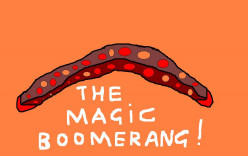 The Magic Boomerang was an Australian 1960s television show.