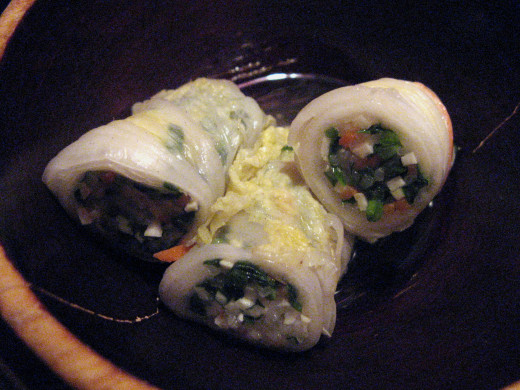 These Korean stuffed cabbage rolls offer another alternative to enjoy.