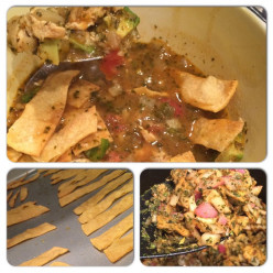 Gluten Free Chicken Tortilla Soup