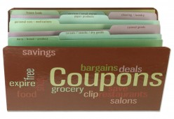 Top 5 Coupon Organizer Wallets for 2017 Including Purse Size