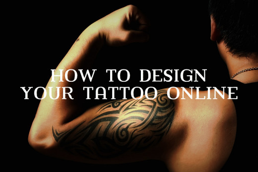 8 tools to help design your tattoo online hubpages. Black Bedroom Furniture Sets. Home Design Ideas