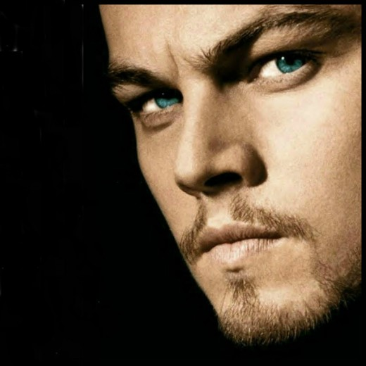 Leonardo DiCaprio is a Scorpio man with very intense eyes.