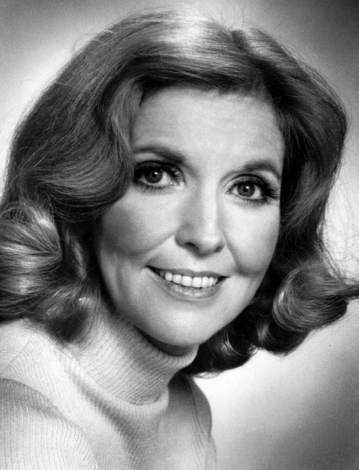 (1) The Late Anne Meara, actress & comedienne