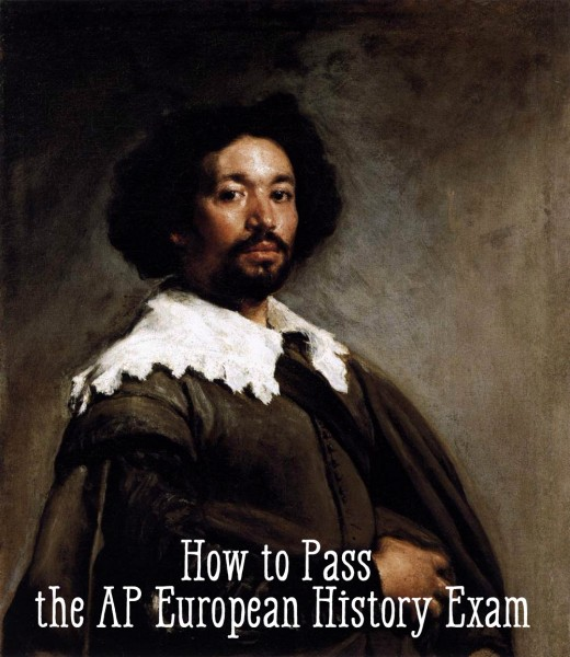 Juan de Pareja, a popular subject on both the AP Euro exam itself and the textbook for some.