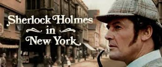 Roger Moore as Sherlock Holmes