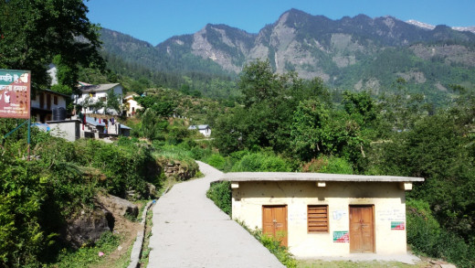 Devgram village