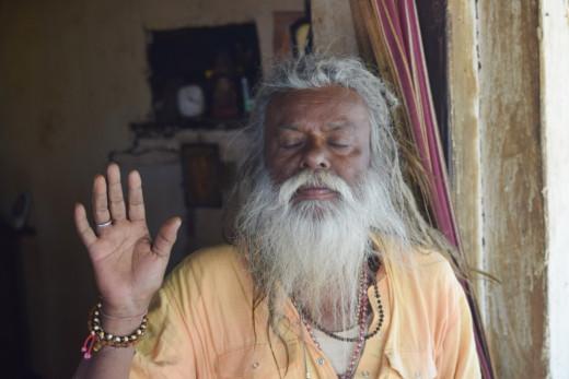 Santosh Giri Maharaj