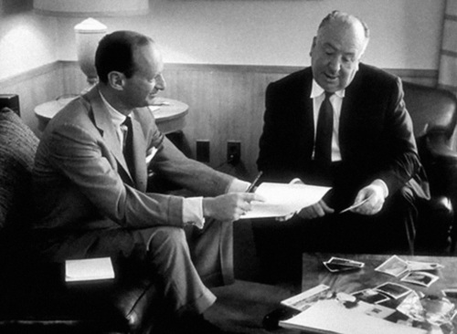 Lehman and Hitchcock forged an immortal partnership in their creation of North by Northwest.
