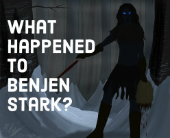 What Happened to Benjen Stark in A Song of Ice and Fire?