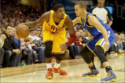 Warriors over Cavs early predictions.