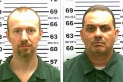 Convicted Murderers Escape Upstate New York Maximum Facility Prison 6/6/2015