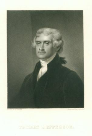 Thomas Jefferson was the youngest member of the committee that drafted the Declaration of Independence, the second youngest member of the Continental Congress that ratified the Declaration, and the primary author of the Declaration.