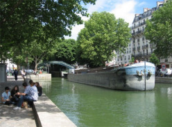 Paris Canal Saint Martin