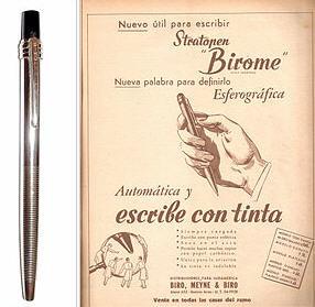 The modern pen in 1943.