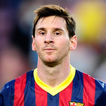 Lionel Messi: The man that apply great wisdom in footballing business. His wisdom keeps him going.