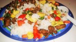 Jerk Chicken Recipe from Martha Stewart Living