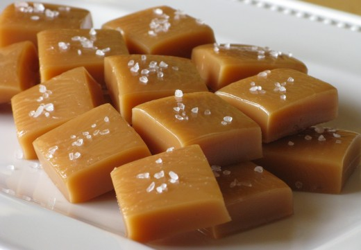 Would a sea salt caramel tempt you?
