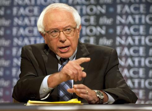 U.S. Senator Bernie Sanders (I-VT) is gaining ground on the presidential campaign trail with a better-than-expected straw poll showing in Wisconsin.