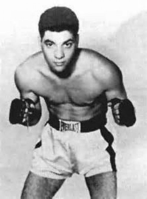 Harold Gomes competed as a featherweight and junior lightweight during his professional boxing career.