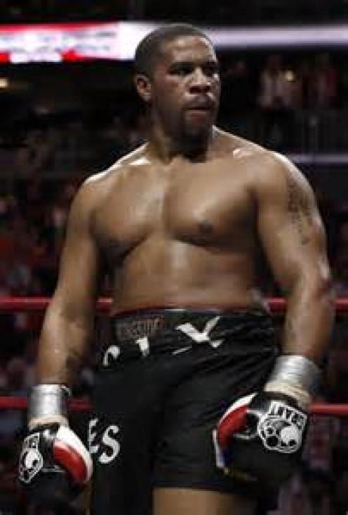 Big Six Estrada was a top amateur in the super heavyweight division.