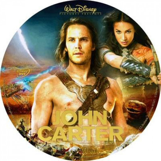 John Carter of Mars, Yes