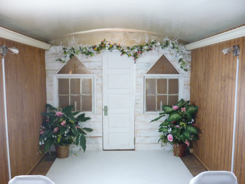 Country Caboose Wedding Venue