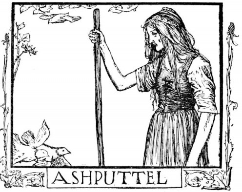 "Ashputtell Illustration: An illustration from a 1914 printing of ""Nursery and Household Tales"" by the Brothers Grimm. (Image: Wikimedia Commons)"