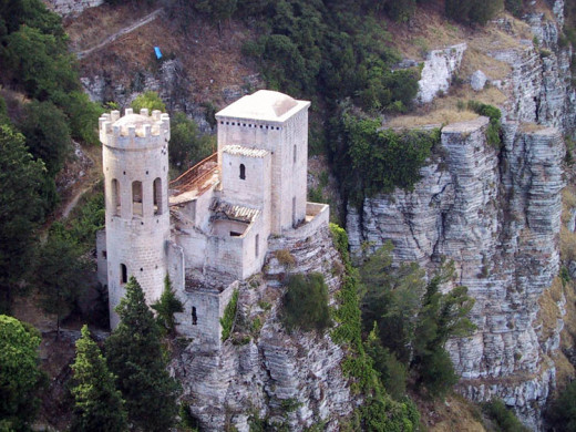 The Medieval Vibes of Erice