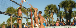 New York's Outdoor Volleyball Scene