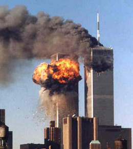 To most people 9/11 was a frightening and surreal day, but for me learning that those planes had been hi-jacked, not fallen out of the sky due to the Rapture, was a RELIEF.