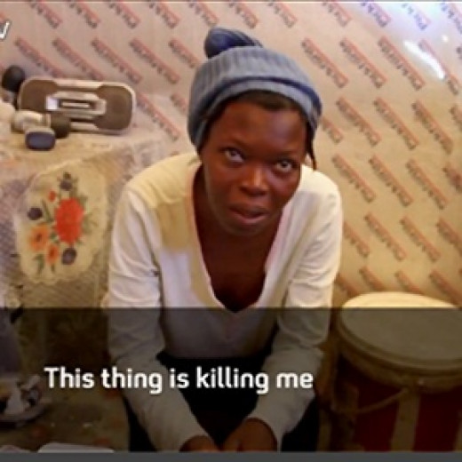 A Nyaope User Confessing That Nyaope Is Killing Them-Literally and figuratively speaking